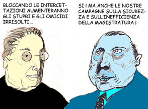 intercettazioni vignetta